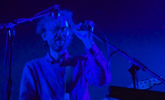 The Notwist perform 'Neon Golden' @ Heaven